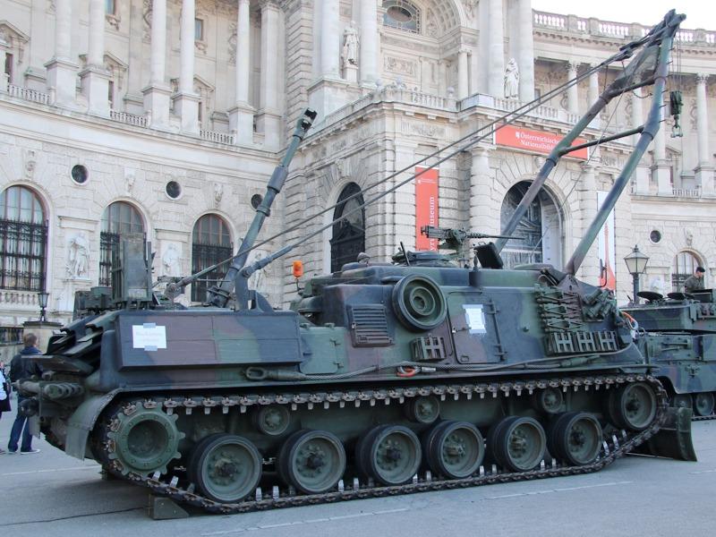Bergepanzer M88A1 © Doppeladler.com