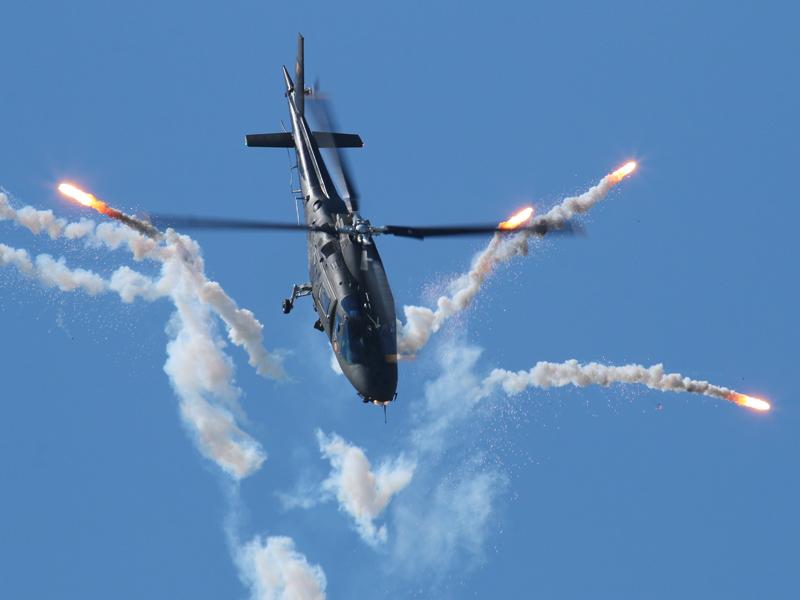 Agusta A109 H24 aus Belgien © Doppeladler.com