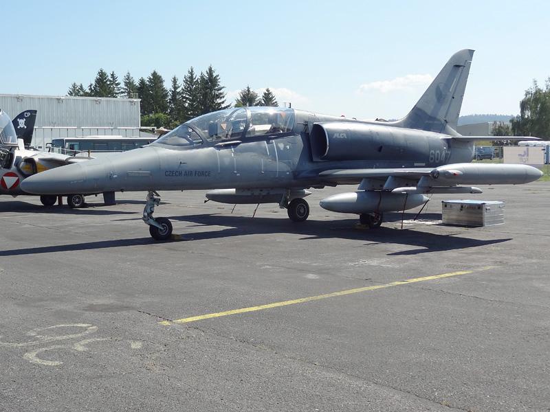 Aero L-159A ALCA 6051 aus Tschechien © Doppeladler.com