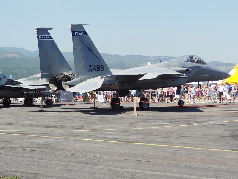 McDonnell Douglas F-15C Eagle 78-489 der Florida Air National Guard © Doppeladler.com