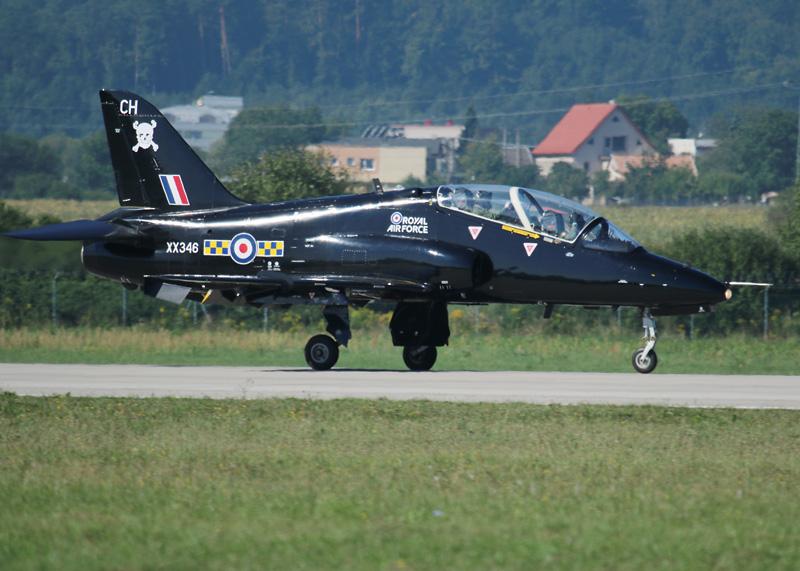 British Aerospace Hawk T.Mk 1 XX346 der Royal Air Force © Doppeladler.com