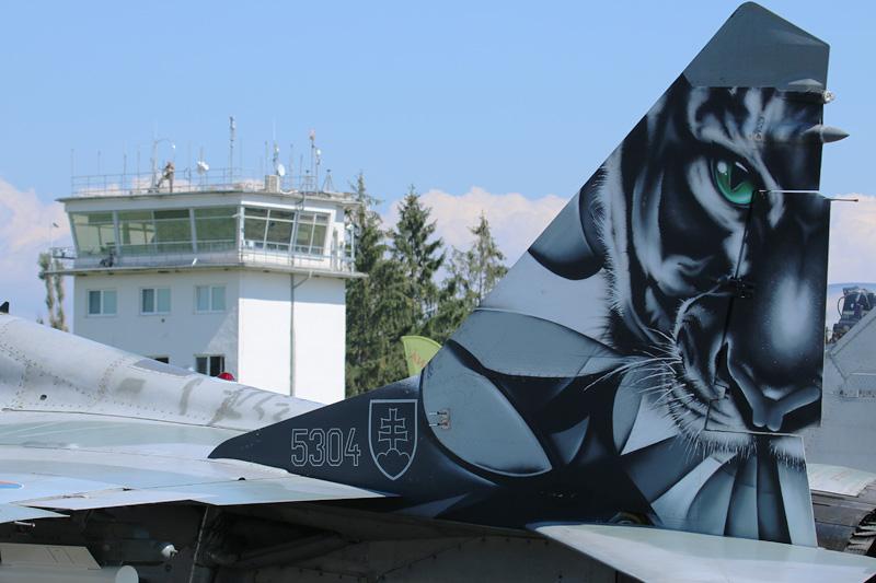Hausherr: Mikoyan-Gurevich MiG-29 UBS Fulcrum Doppelsitzer 5304 © Doppeladler.com