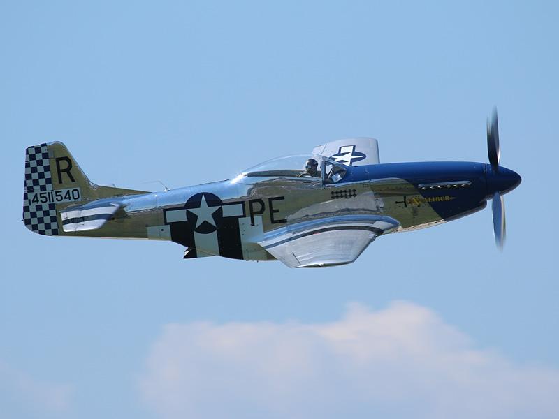 North American P-51D Mustang 4511540 © Doppeladler.com