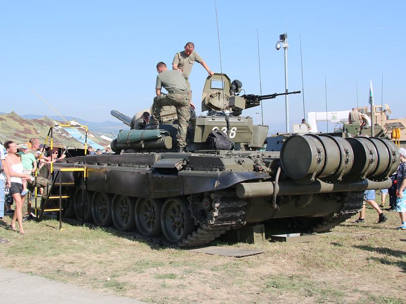 Kampfpanzer T-72M2 © Doppeladler.com