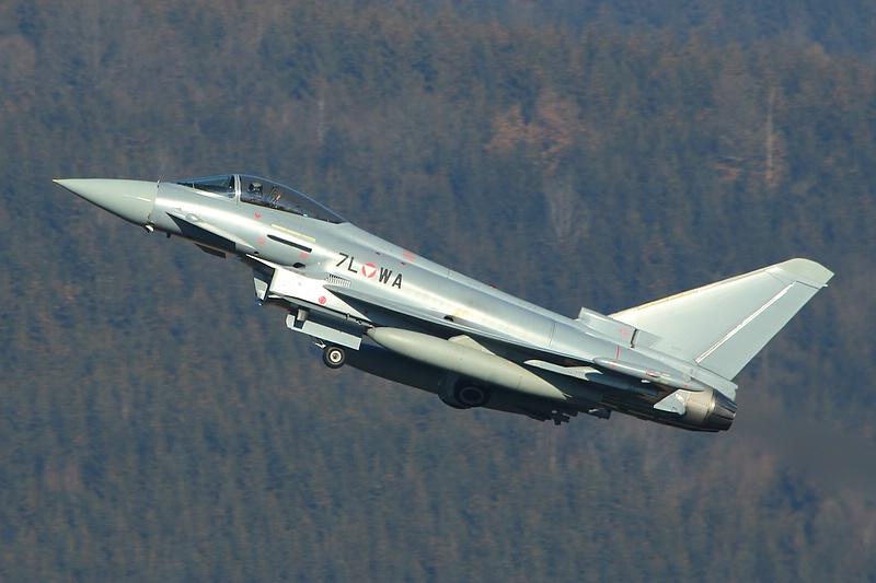 Eurofighter Typhoon 7L-WA beim Takeoff © Werner P