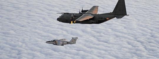 Hercules 8X-CZ © Bundesheer