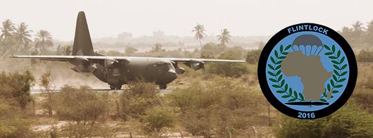 FLINTLOCK 2016 - Österreichische C-130 Hercules im Senegal © Bundesheer
