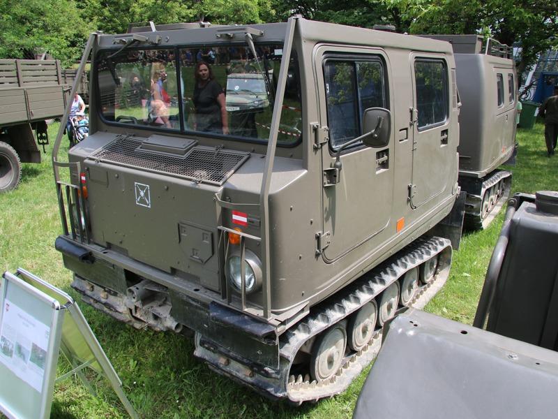 Bv206 Hägglunds - gerade wurde ein neuer Anlauf zur Beschaffung einiger Fahrzeuge gestartet © Doppeladler.com