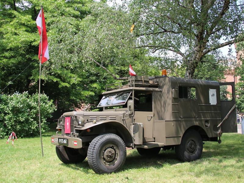 Dodge WC-51/52 der Fernmeldetruppe © Doppeladler.com