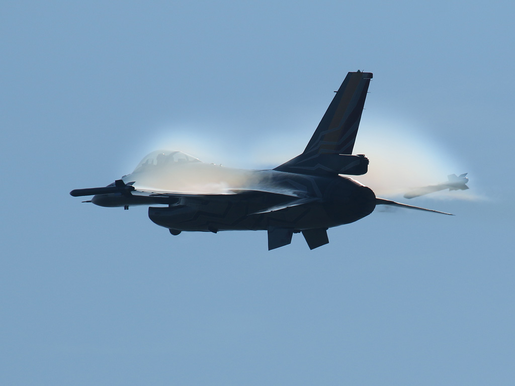 Lockheed Martin F-16AM Fighting Falcon © Doppeladler.com