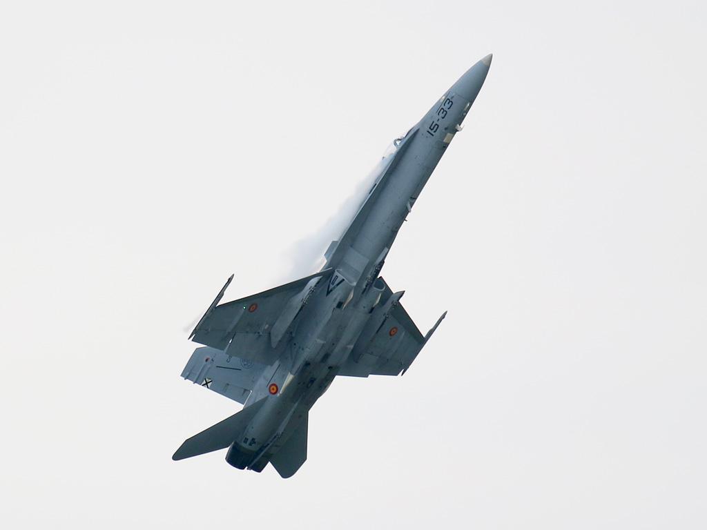 McDonnell Douglas EF-18A+ Hornet 15-33 © Doppeladler.com