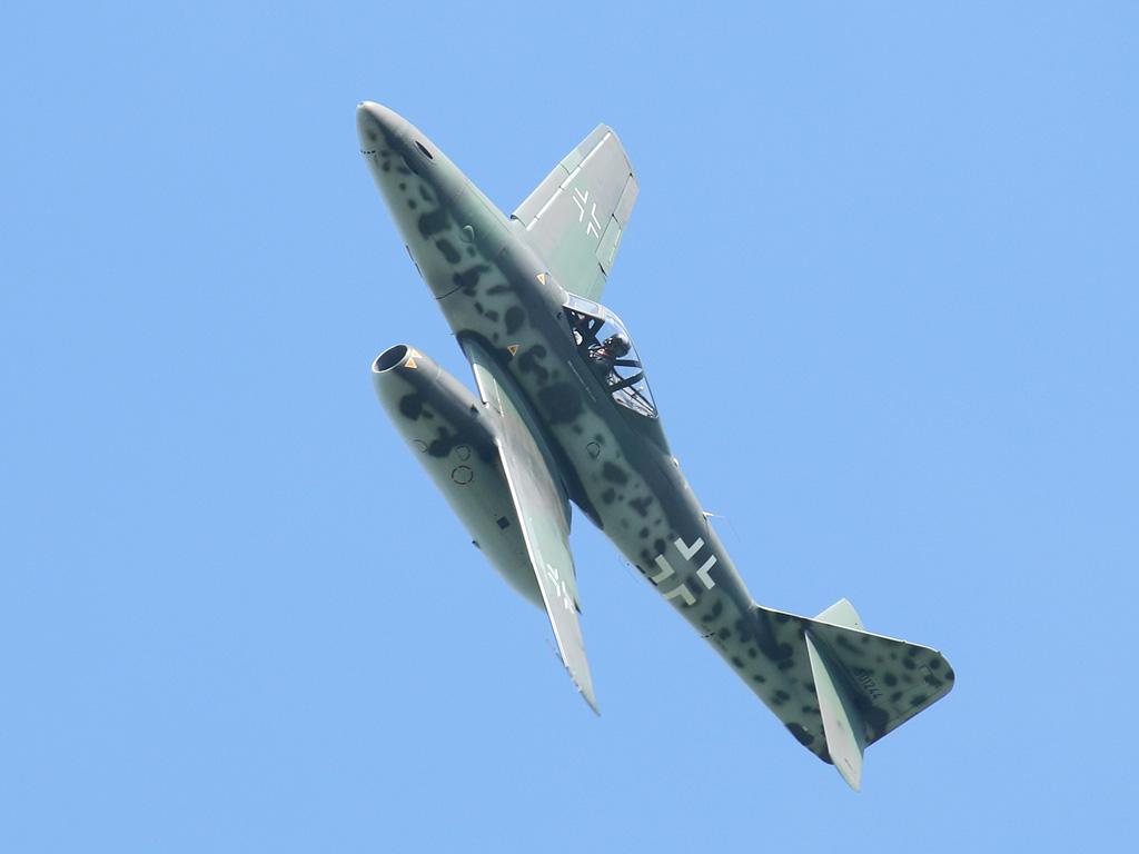 Messerschmitt Me 262 Nachbau © Doppeladler.com