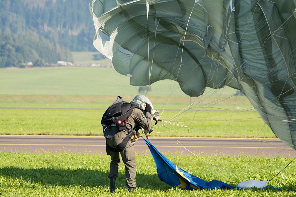 GS3 - ...ich schäme mich, wollte eigentlich die Österreich Flagge... © Gerald Schoyswohl