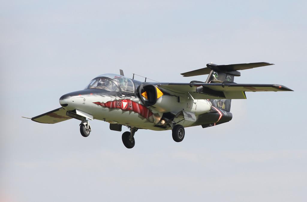 SH1 - Saab 105 © SpotterHelga