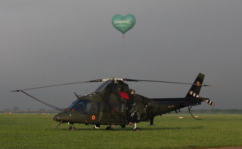 SH2 - Agusta A-109 © SpotterHelga
