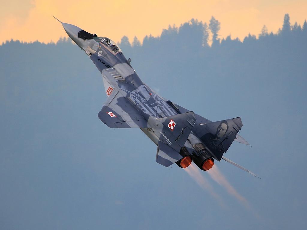 WP2 - MiG-29 beim Start © 7L*WP