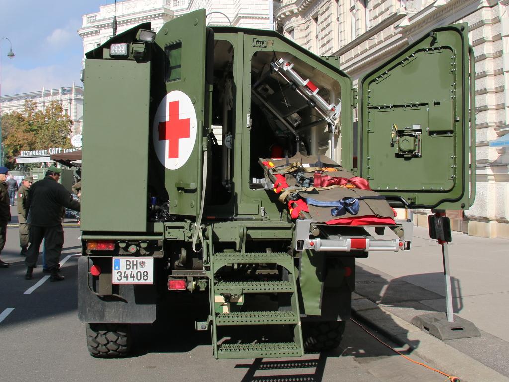 Dingo 2 Notfallfahrzeug © Doppeladler.com