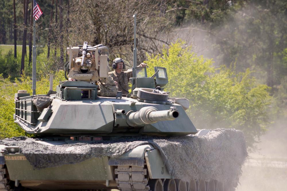 Kampfpanzer M1A2 SEP © US Army