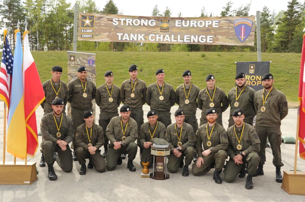 Herzliche Gratulation! © US Army