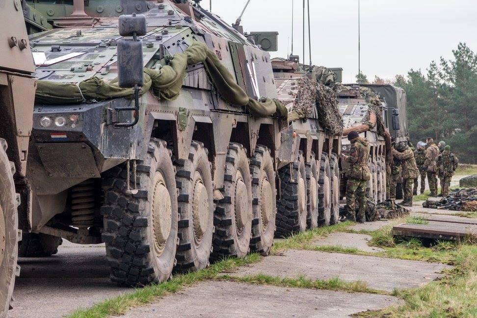 Mannschaftstransportpanzer Boxer 8x8 © 13 Lichte Brigade