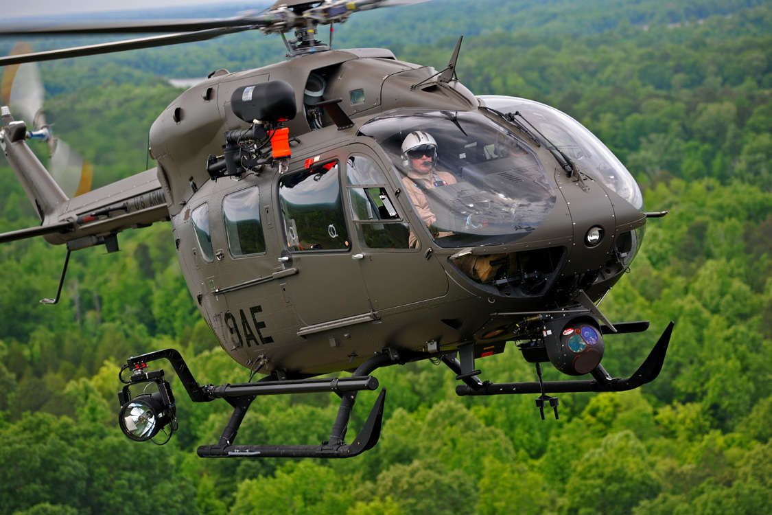 Airbus Helicopters UH-72A Lakota der US Army © Airbus