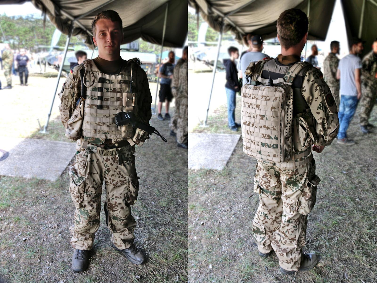 Infanterist der Zukunft – Erweitertes System IdZ-ES Gladius © Doppeladler.com