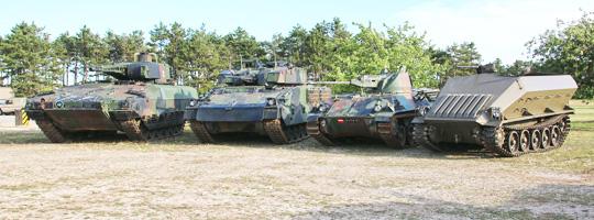 Tag der offenen Tür beim Panzergrenadierbataillon 35 © Doppeladler.com