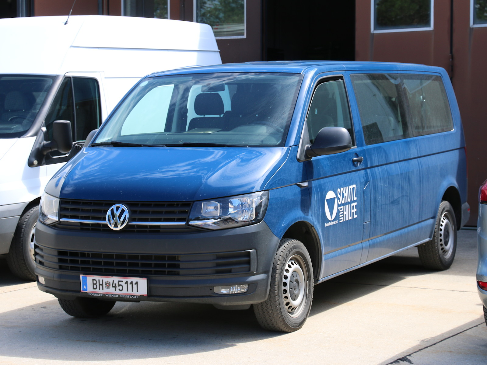 Volkswagen Transporter T6 © Doppeladler.com