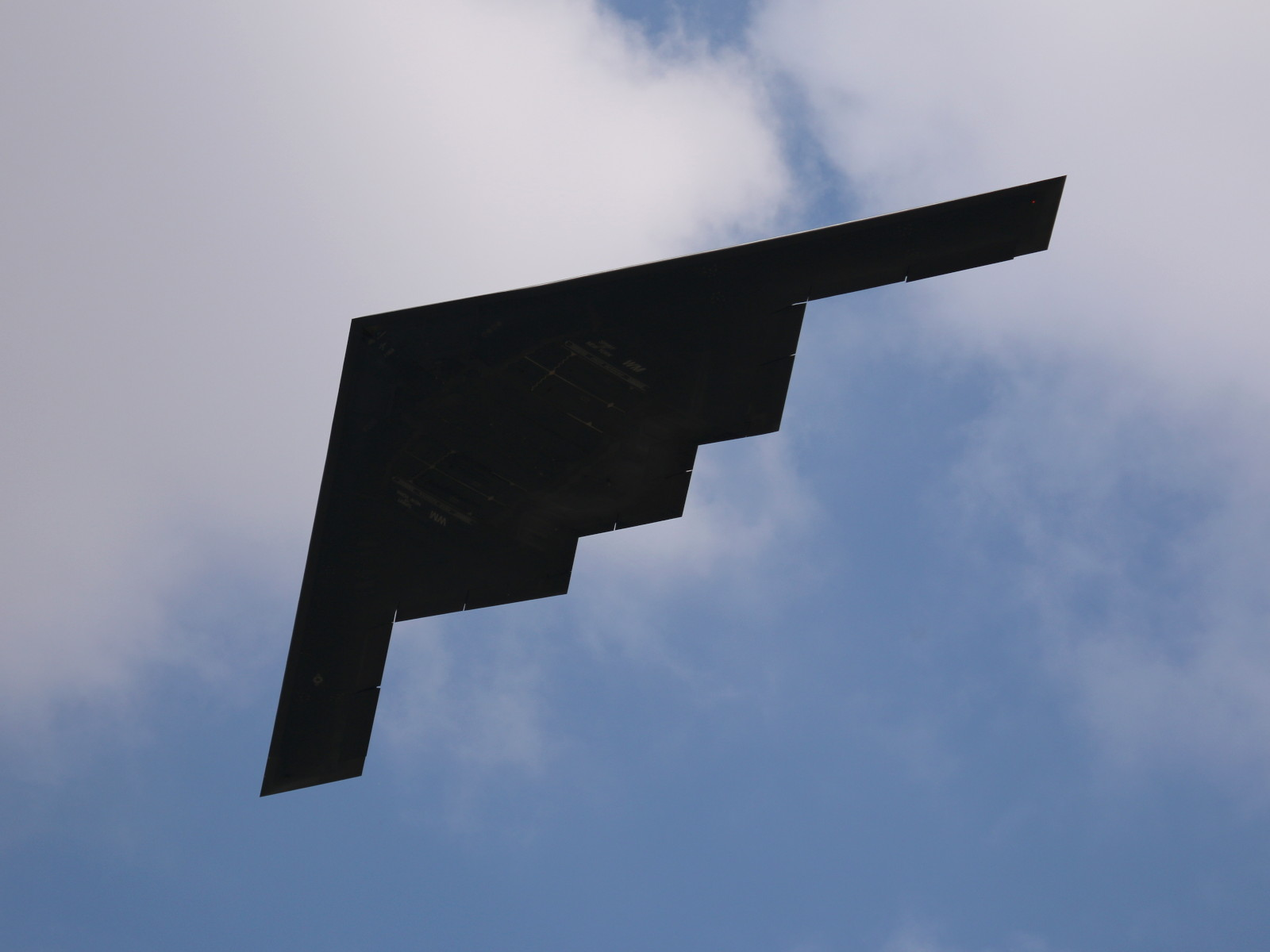 "Northrop Grumman B-2 Spirit ""Spirit of New York"" © Doppeladler.com"