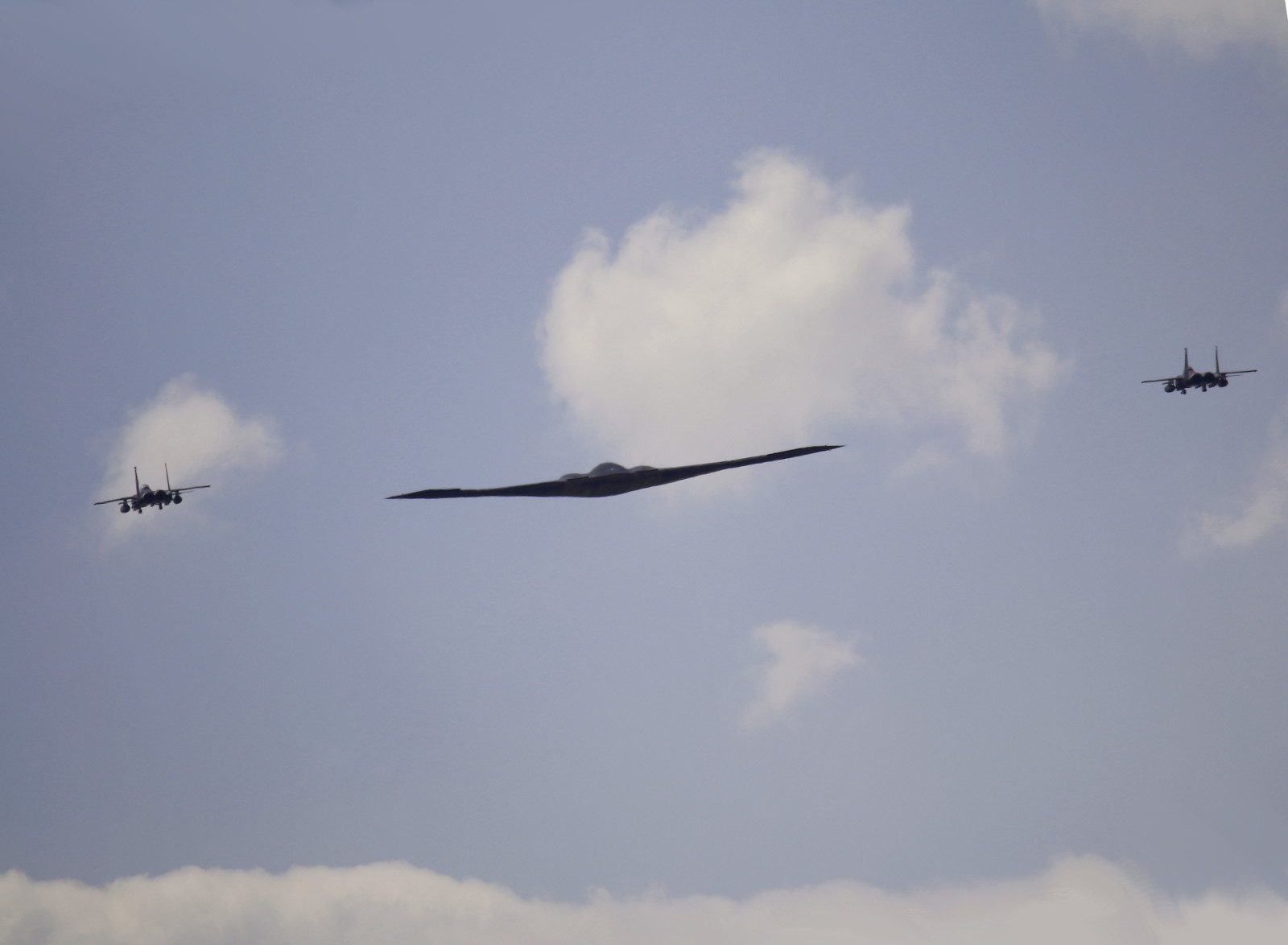 "Northrop Grumman B-2 Spirit ""Spirit of New York"" © Doppeladler.com"