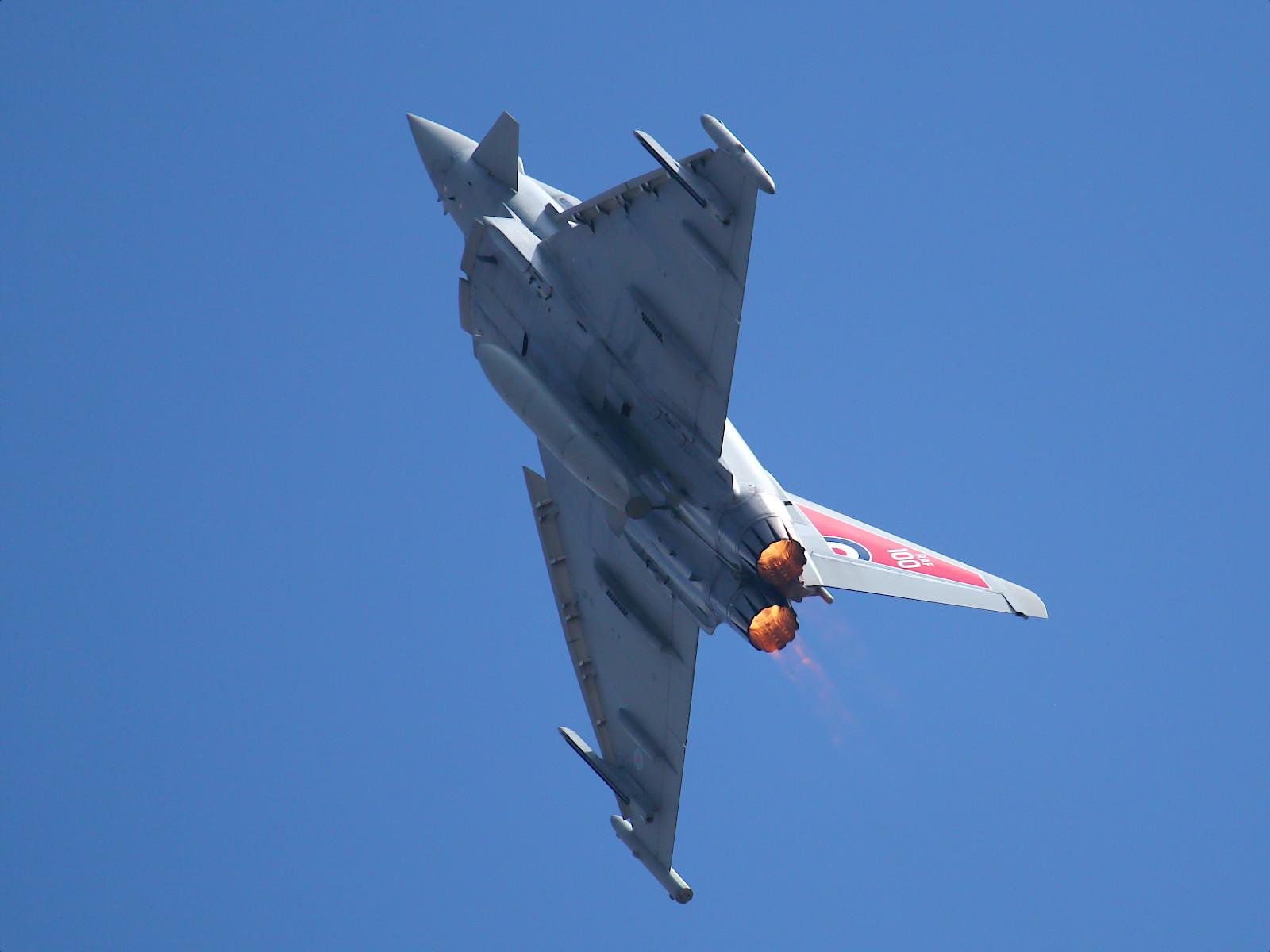 Eurofighter Typhoon FGR.4 ZK318 © Doppeladler.com