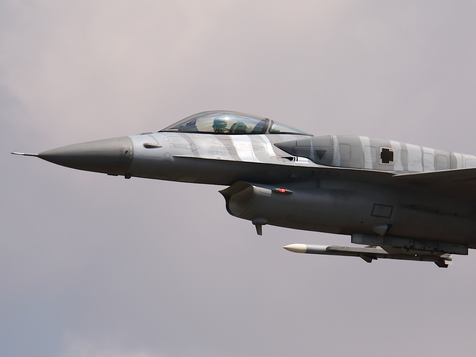 Lockheed Martin F-16C (Block 52) Fighting Falcon 4052 aus Polen © Doppeladler.com