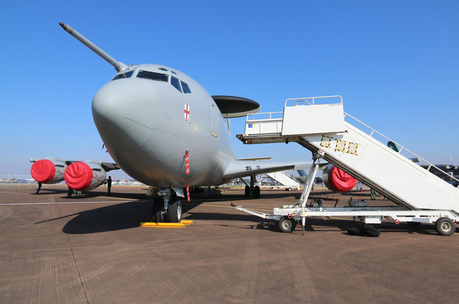 Royal Air Force Boeing E-3D Sentry AEW.1 © Doppeladler.com