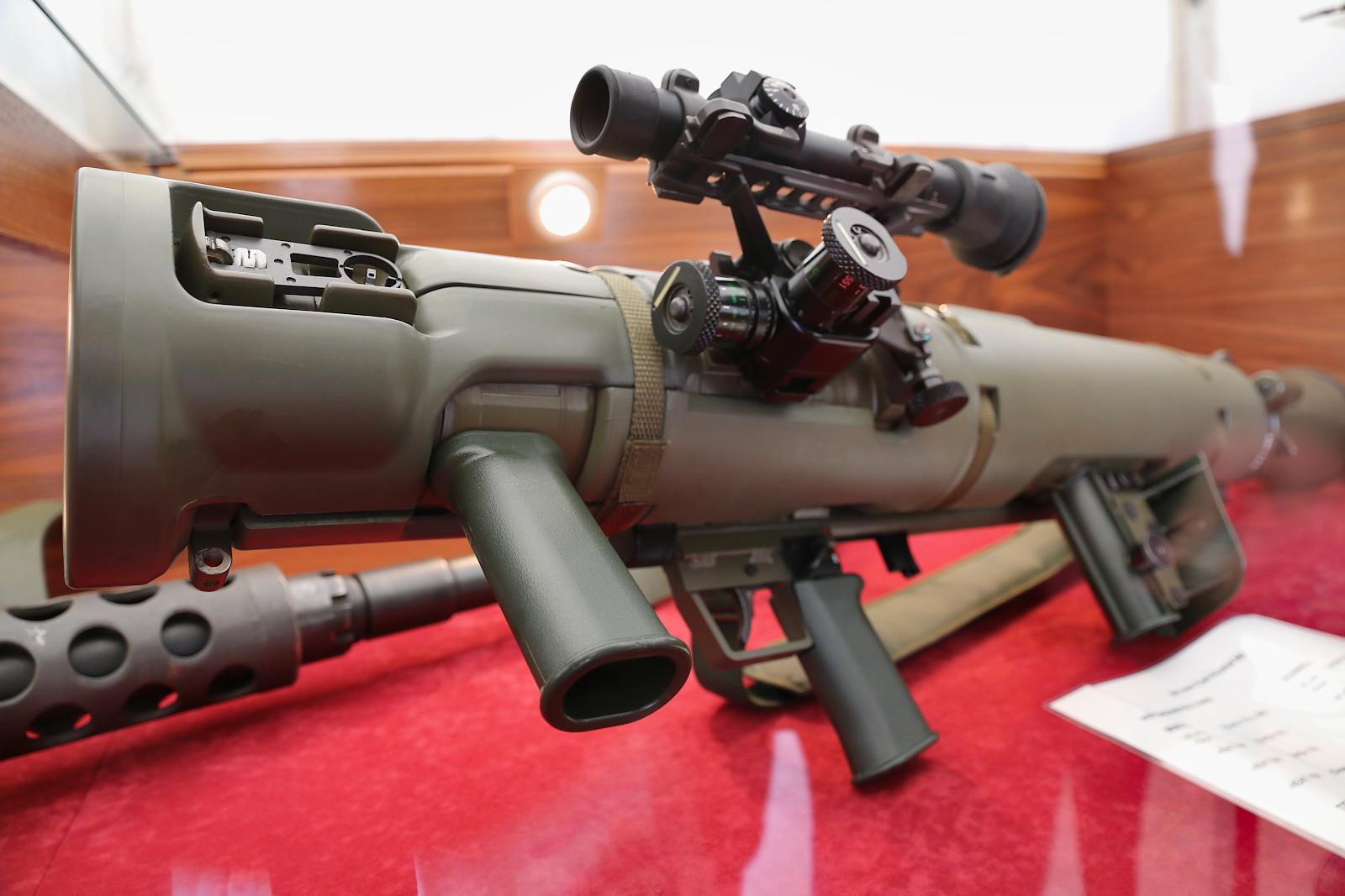 Das 84 mm Carl-Gustav M3 hat beim Jägerbataillon 25 das Vorgängermodell PAR 66/79 abgelöst © Doppeladler.com