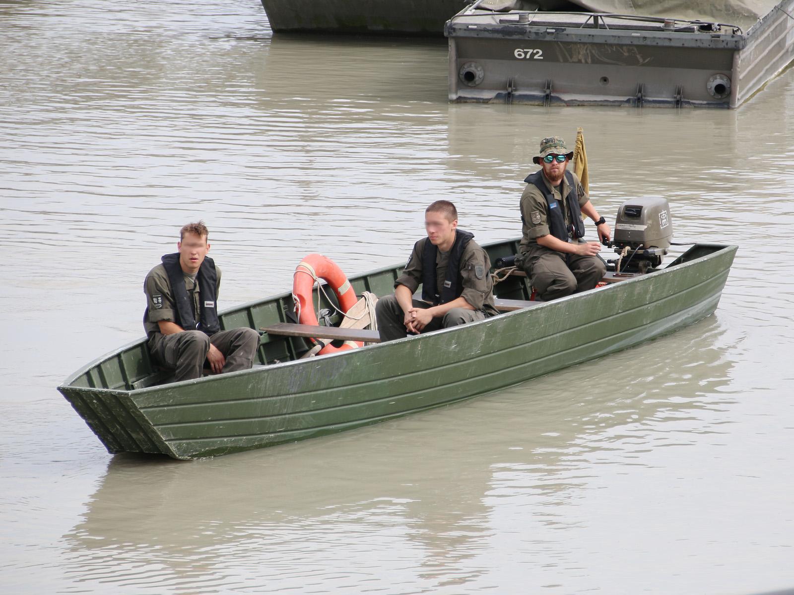 Pionier-Mehrzweckboot Aluminium (ALU Pi-Boot) © Doppeladler.com