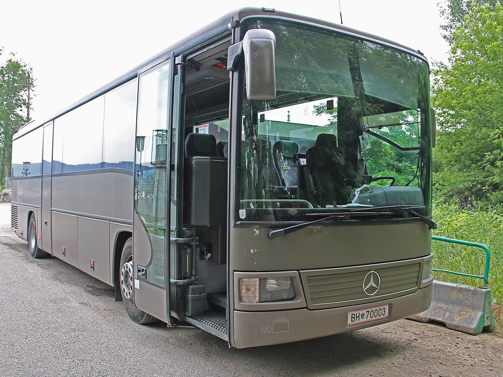Mercedes Integro Bus © Doppeladler.com