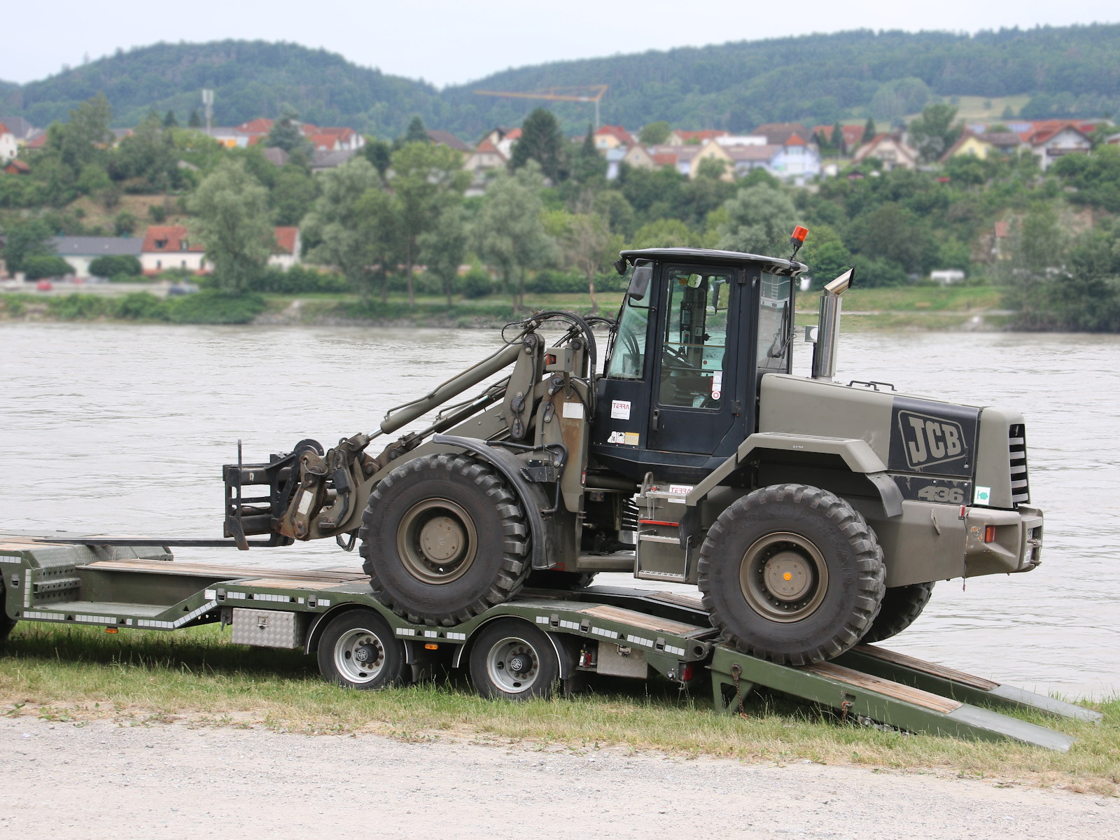 Radlader JCB 436 BHT © Doppeladler.com