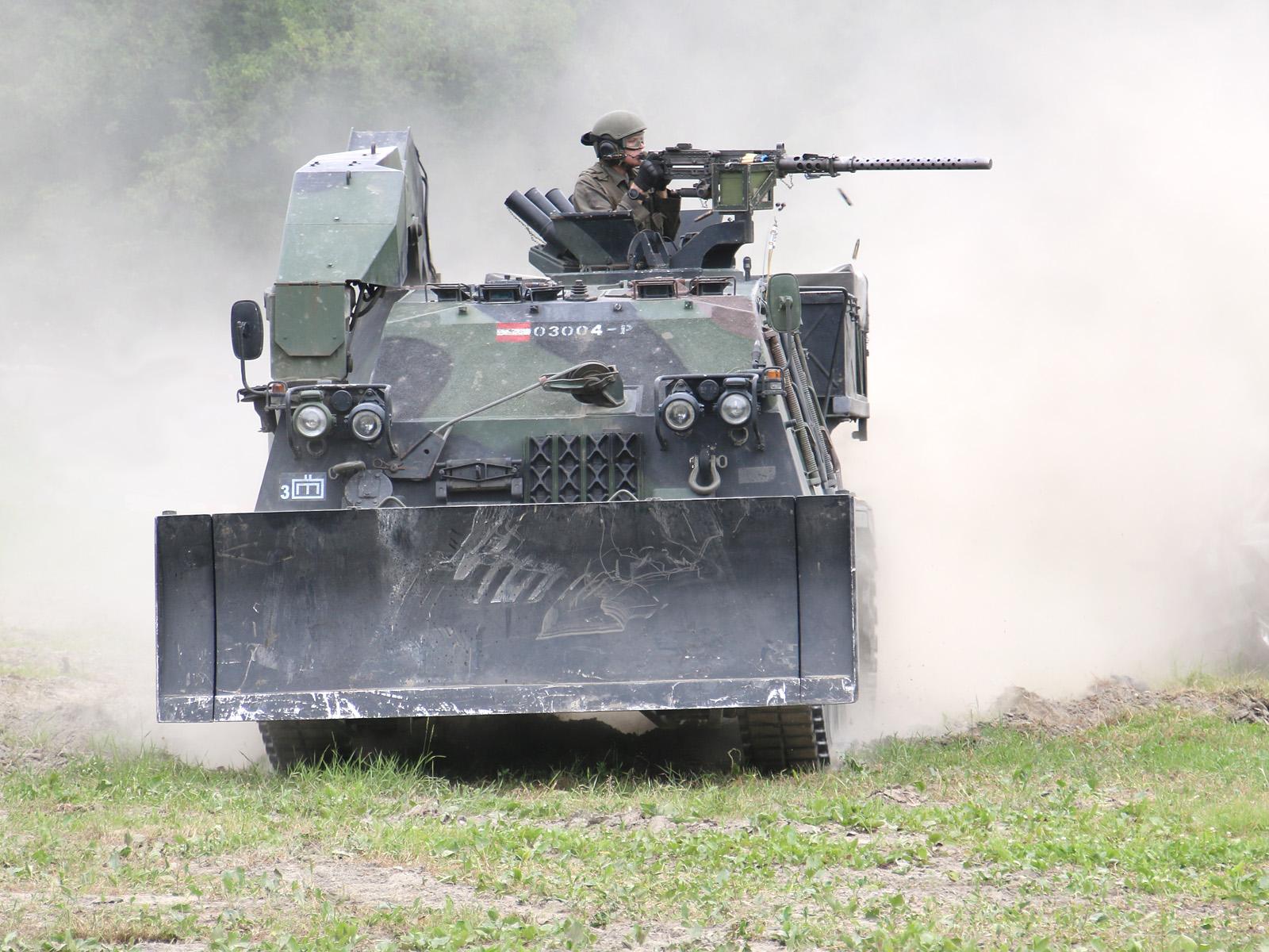Pionierpanzer A1 © Doppeladler.com