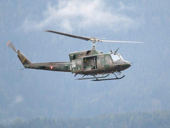 Agusta Bell AB212 '5D-HR' © Doppeladler.com