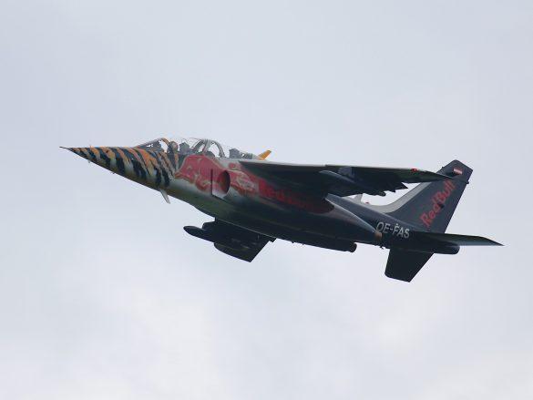 Dassault-Breguet-Dornier Alpha Jet 'OE-FAS' © Doppeladler.com