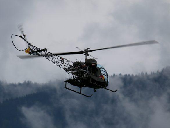 Bell 47 G-3B-1 Soloy 'OE-XDM' © Doppeladler.com