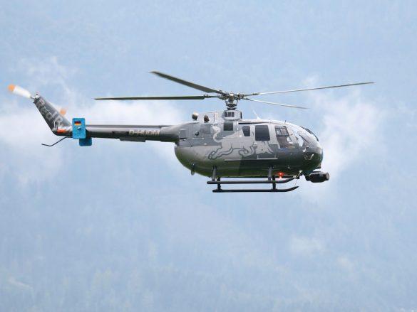 Eurocopter / MBB Bo105CBS-5 'D-HUDM' © Doppeladler.com