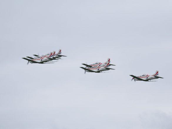 Krila Oluje / Wings of Storm auf Pilatus PC-9M © Doppeladler.com