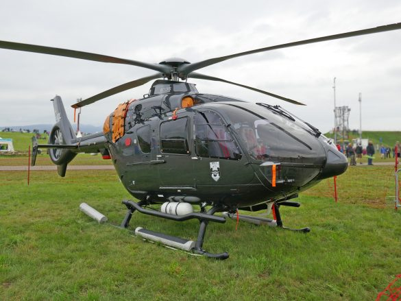 Airbus Helicopters EC135P2+ 'D-HDDL' © Doppeladler.com
