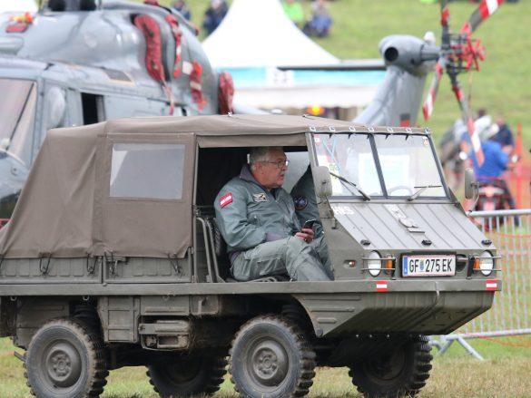 Steyr-Puch Haflinger © Doppeladler.com