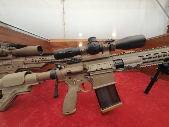 7,62 mm leichtes Scharfschützengewehr lSSG Heckler&Koch G28 © Doppeladler.com