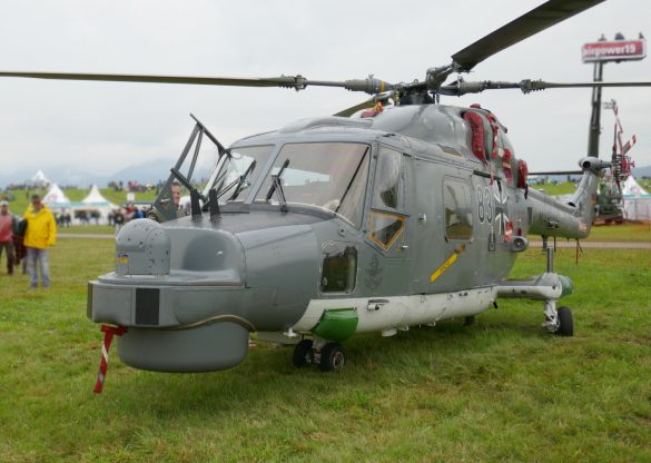 Westland Super Lynx Mk.88A '83-11' der Deutschen Marine © Doppeladler.com