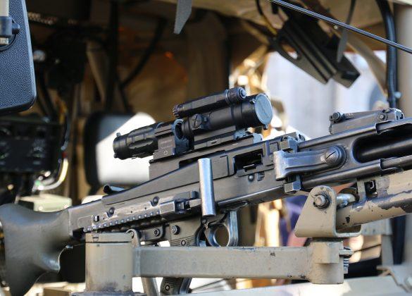 7,62 mm Maschinengewehr MG-74 © Doppeladler.com