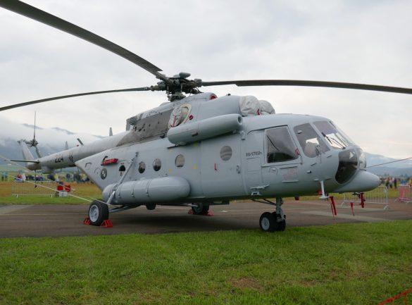 Mil Mi-171Sh-P aus Kroatien © Doppeladler.com