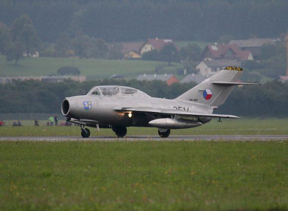 Mikoyan Gurevich MiG-15UTI Fagot '2514' © Doppeladler.com